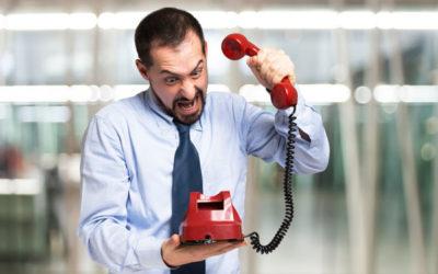 Phone Service Down!